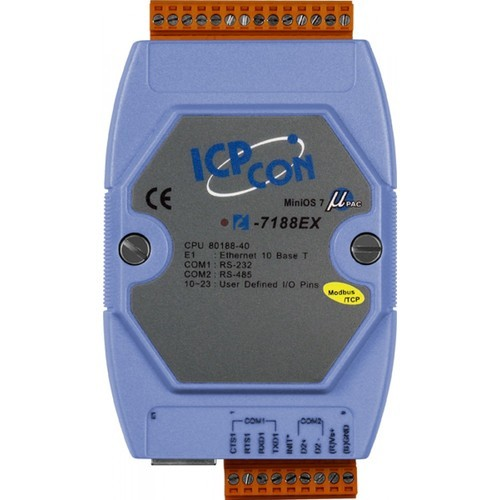 Embedded Ethernet Internet Controller